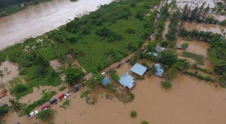 ارتفاع عدد قتلى الفيضانات والانهيارات الأرضية في مقاطعة بنجكولو إلى 15