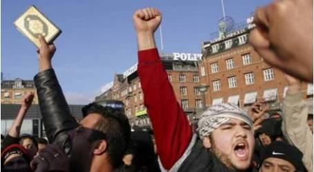 حرق القرآن يشعل احتجاجات المسلمين في الدنمارك
