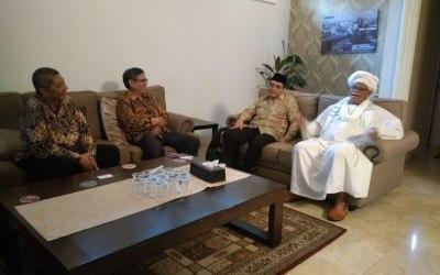 السفير السوداني يقيم الحوار افطار جماعي مع شخصيات وصحفيين