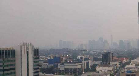 """العاصمة جاكرتا تتمتع بجودة هواء """"جيد"""" لمدة 34 يومًا فقط في السنة"""