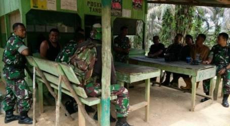 الجيش يستعد لستة مراكز القيادة لمنع حرائق الغابات والأراضي