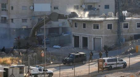 قطر تعلق على هدم منازل الفلسطينيين في صور باهر