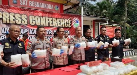 عمل مشترك بين إندونيسيا وماليزيا ضد تهريب المخدرات