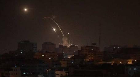 """إسرائيل تقصف مواقع تتبع """"كتائب القسام"""" في غزة"""