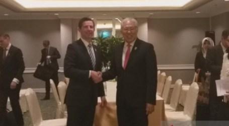 اندونيسيا واستراليا تعقدان محادثات ثنائية لمناقشة التجارة