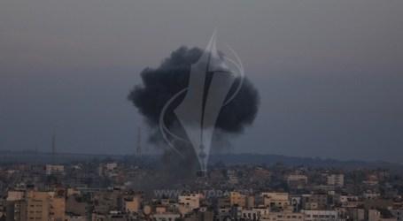 إطلاق 3 صواريخ من غزة ومدفعية الاحتلال تقصف هدفين شمال القطاع