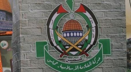 حماس تبحث قضايا فلسطينية مع وفد أمني مصري في غزة