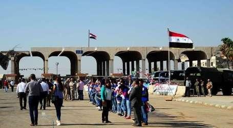 الأردن: عودة 33 ألف لاجيء سوري منذ فتح المعبر الحدودي