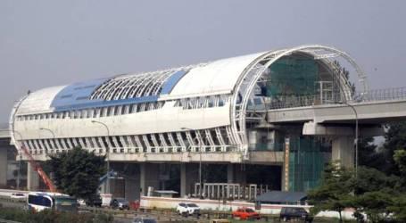 جولة تجريبية لخط السكك الحديدية الخفيفة في جاكرتا الكبرى الأسبوع المقبل