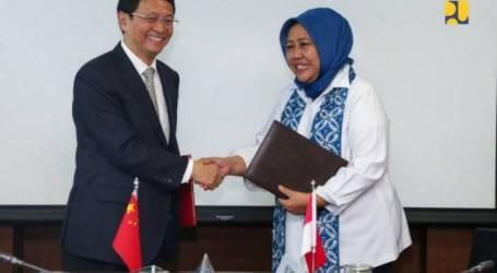 إندونيسيا والصين توقعان اتفاقية لبناء سد بيلوسيكا