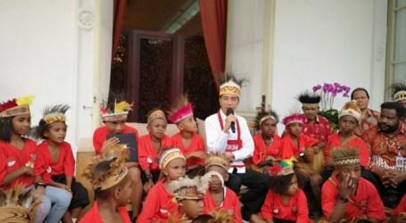 الرئيس جوكو ويدودو يضمن تمثيل بابوا في تشكيلة مجلس الوزراء اللاحقة