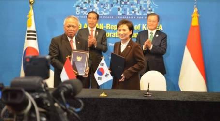 إندونيسيا وكوريا توقعان مذكرة تفاهم للتعاون في نقل العاصمة