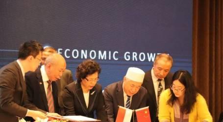 الصين توقع إبرام عقود مع إندونيسيا بقيمة 35.1 تريليون روبية