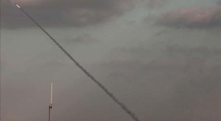 الجيش الإسرائيلي: رصد 5 قذائف أطلقت من غزة