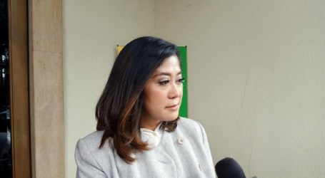 وزير الدفاع برابوو سوبيانتو في اجتماع عمل في مجلس النواب يوم الإثنين