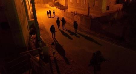 الاحتلال يعتقل 22 مواطنا على الأقل من الضفة