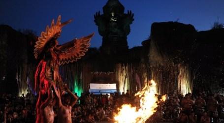 احتفالات ليلة رأس السنة في بالي تضم 20000 لعبة نارية