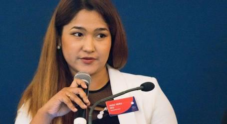 ناشطة من الروهنغيا تتحدث غن معاناتها بينما تواجه ميانمار قضية إبادة جماعية