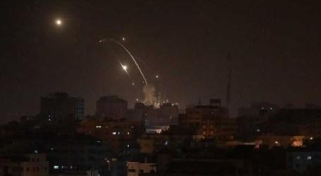 """مقاتلات إسرائيلية تقصف موقعا لـ""""حماس"""" جنوبي غزة"""
