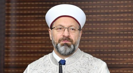 رئيس الشؤون الدينية التركية: القدس عاصمة فلسطين الأبدية