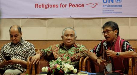 رئيس المجلس الديني المشترك: يجب على جميع الناس حماية الطبيعة