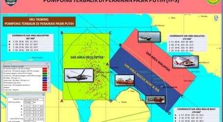 وكالة البحث والإنقاذ الماليزية  تساعد في البحث عن ركاب القارب الغارق في رياو