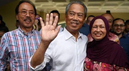 محي الدين ياسين رئيس الوزراء الماليزي الثامن
