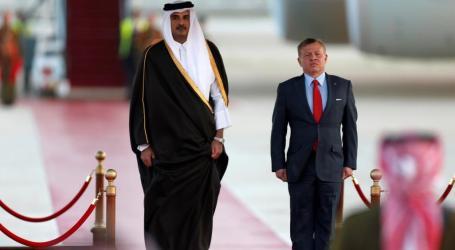 الأردن وقطر مستعدتان لتقوية العلاقة