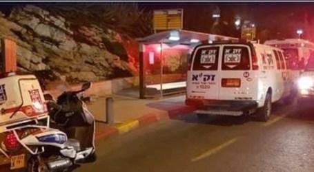 إصابة 14 جنديا إسرائيليا بعملية دهس بالقدس