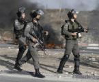الجيش الإسرائيلي يصيب 27 فلسطينيا في مواجهات بالضفة