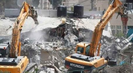 رغم حالة الطوارئ… الاحتلال يواصل عمليات الهدم والمصادرة