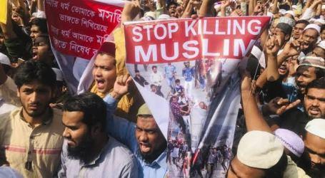 بيان جماعة المسلمين (حزب الله) ضرورة إزالة الخطر و العنف ضد المسلمين في الهند