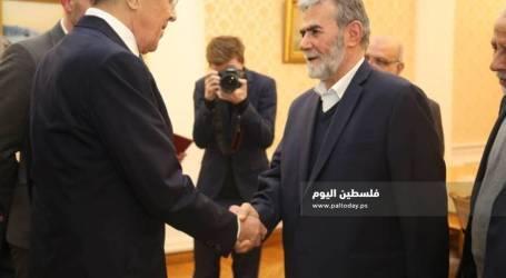 """خبير روسي: لقاء """"الجهاد الإسلامي"""" في موسكو يعكس نفوذها وثقلها السياسي والعسكري"""