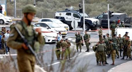 مواجهات بين فلسطينيين والجيش الإسرائيلي وسط الضفة