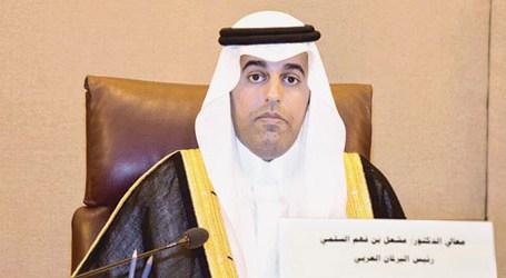 البرلمان العربي : تقرير الجنائية الدولية حول الأراضي الفلسطينية خطوة هامة لتحقيق العدالة لفلسطين