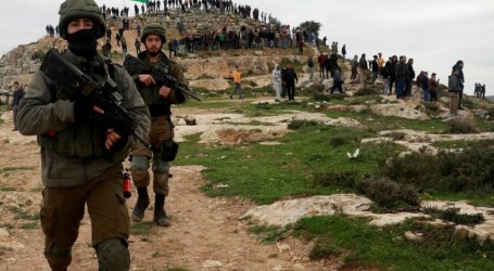 """غزة.. وقفة رفضا لخطة """"الضم"""" الإسرائيلية"""