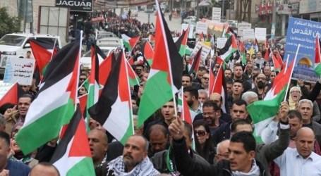 """فلسطين تتوعد: قرارات """"قاسية"""" إذا نفذت إسرائيل الضم"""