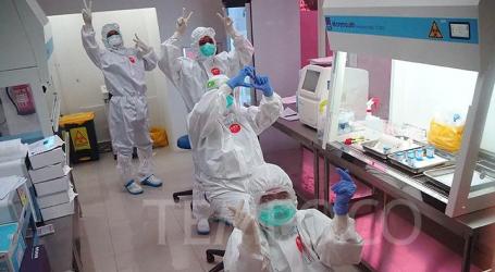 مستشفى جاكرتا للطوارئ : تم علاج 614 مريضا من كوفيد 19 حتى يوم 5 يونيو