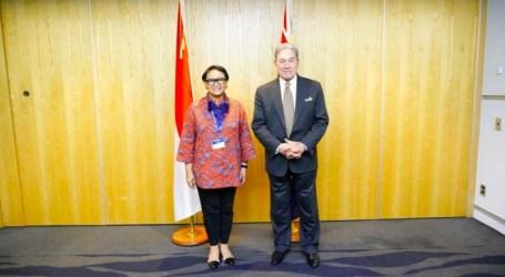 إندونيسيا ونيوزيلندا تناقشان معالجة تأثيرات كوفيد-19