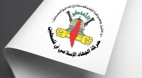الجهاد الإسلامي تحمل إسرائيل مسؤولية حياة معتقل فلسطيني