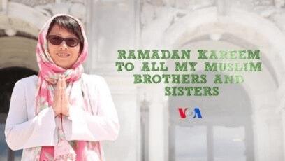 الصحفيون المسلمون من الولايات المتحدة يشاركون تجارب رمضان