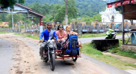 مكتب إحصاءات إندونيسيا آتشيه : لم يصل أي سائح أجنبي إلى آتشيه بسبب قيود السفر