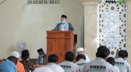 إمام المسلمين الشيخ يخشى الله منصور: أرض فلسطين وادعاءات اليهودية كاذبة