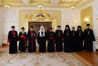 Russian Orthodox Patriarch 2