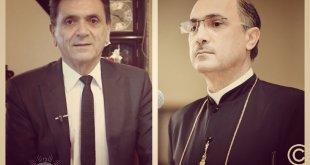 مقابلة الاعلامي ولسن يونان من اذاعة SBS مع غبطة المطران مار ميلس زيا، حول امور خاصة بالكنيسة