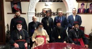 اللقاء الرابع من الحوار الثنائي بين كنيسة المشرق الآشورية والكنيسة الروسية الأرثوذوكسية
