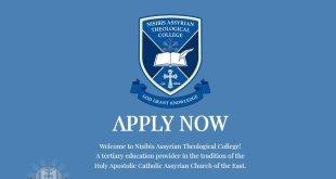 افتتاح التسجيل في كلية نصيبين اللاهوتية الآشورية في سيدني