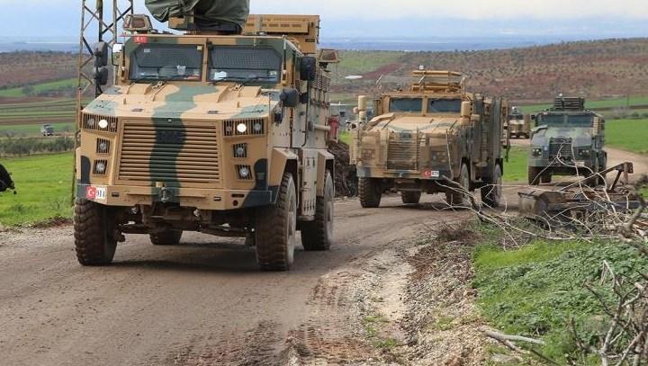 مقتل جنود أتراك في قصف للقوات السورية على إدلب