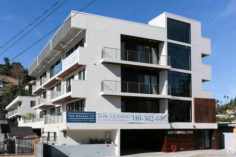 Photo Of 2409 Griffith Park Blvd Los Angeles Ca 90039 Apartment For