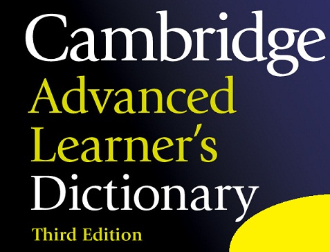 تحميل قاموس كامبردج Cambridge dictionary